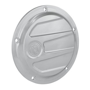 Performance Machine Scallop Derby Cover For Harley Twin Cam 1999-2016 Chrome [Open Box]