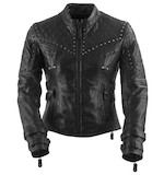 Black Brand Brazilian Waxed Women's Jacket