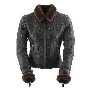 Black Brand Sheared Beaver Women's Jacket