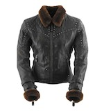 Black Brand Sheared Beaver Women's Jacket