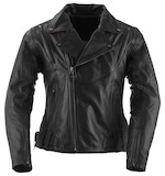 Black Brand Sapphire Women's Leather Jacket