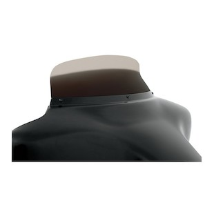 Memphis Shades Spoiler Windshield For Harley Touring