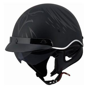 LS2 SC3 Eagle Head Helmet