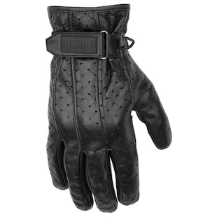 Black Brand Filter Gloves