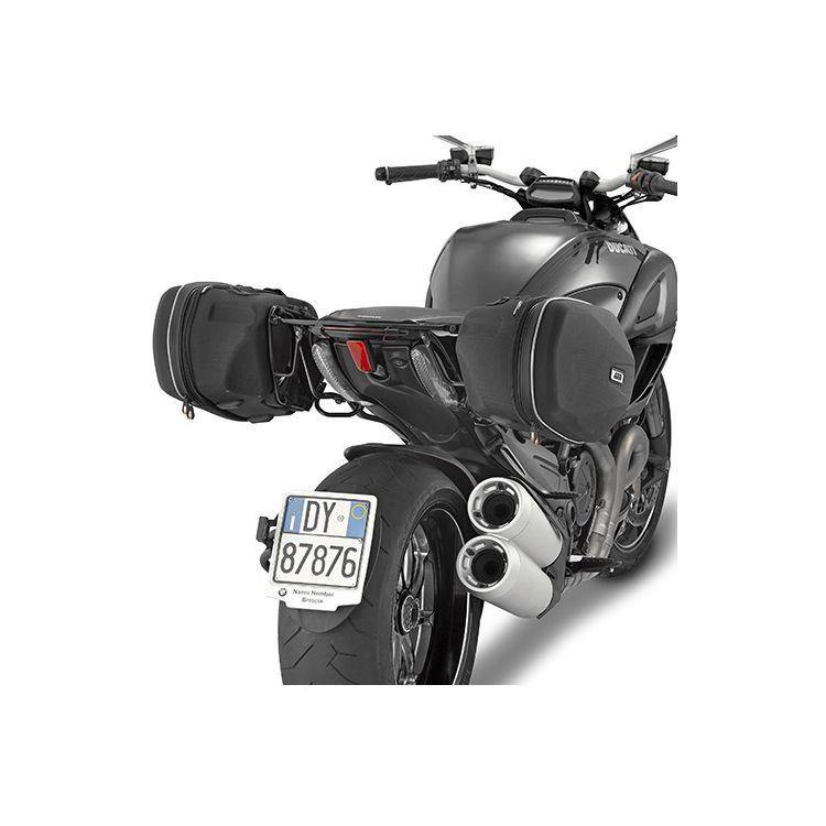 Givi TE7405 Easylock Saddlebag Supports Ducati Diavel 2012-2018