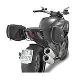 Givi TE7405 Easylock Saddlebag Supports Ducati Diavel 2012-2015