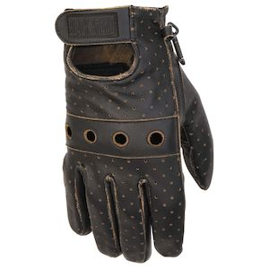 Black Brand Vintage Knuckle Gloves