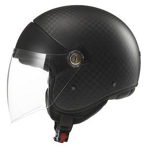 LS2 Cabrio Carbon Helmet