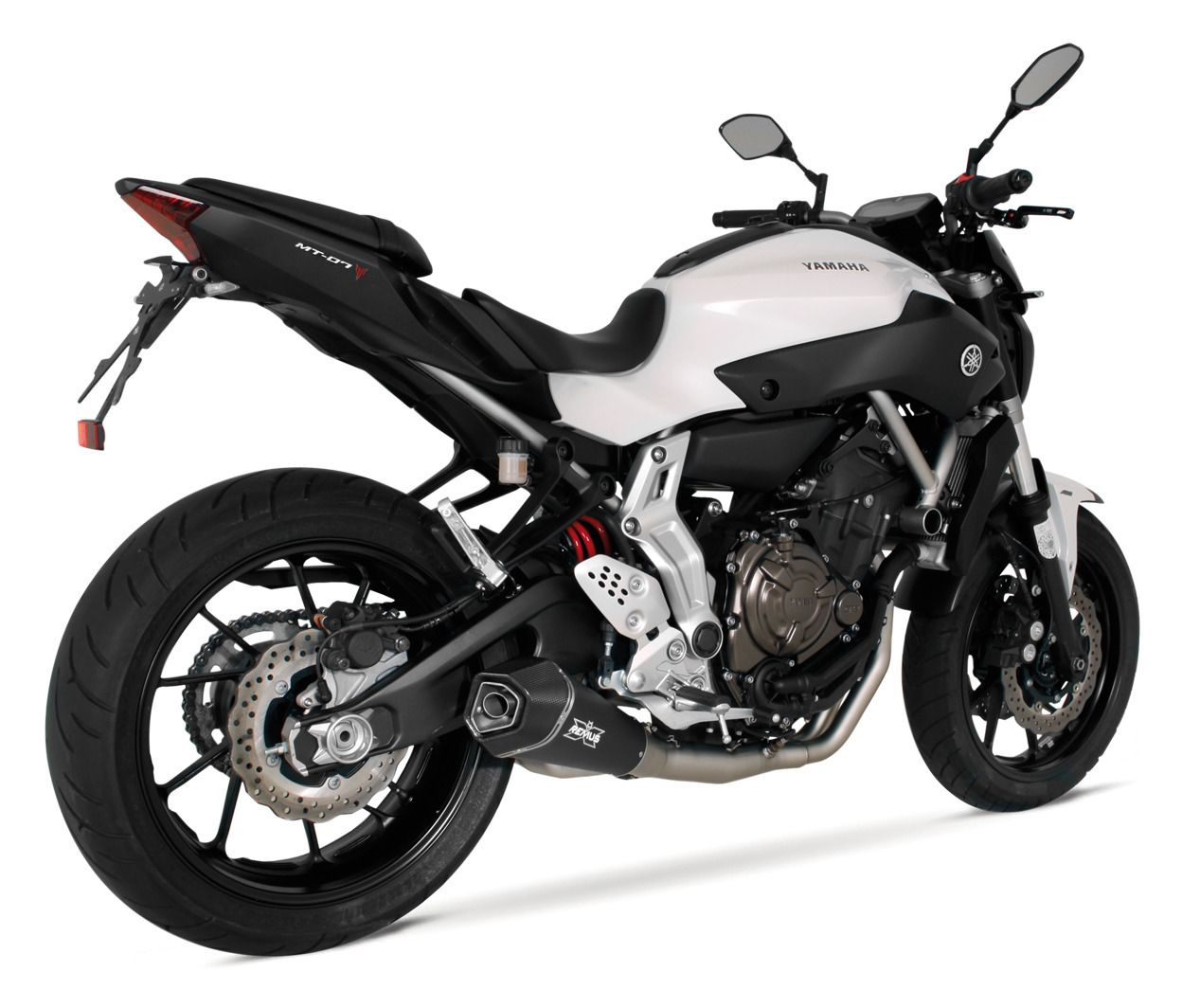 Remus hypercone exhaust system yamaha fz 07 moto cage for Yamaha exhaust systems