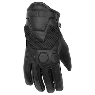 Black Brand Tech Rider Women's Gloves