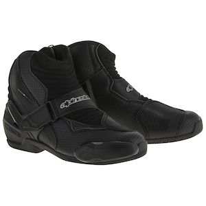 Low Cut Motorcycle Boots