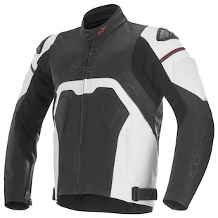 Alpinestarss Core Leather Motorcycle Jacket