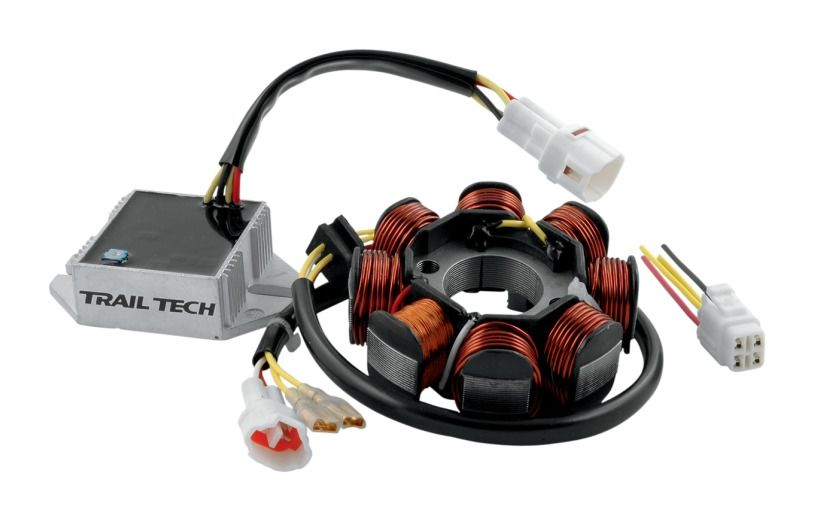 Trail Tech High Output Electrical System Ktm