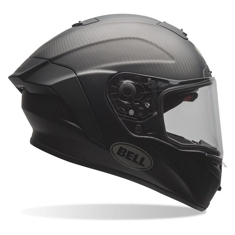 Bell Race Star Motorcycle Helmet - RevZilla