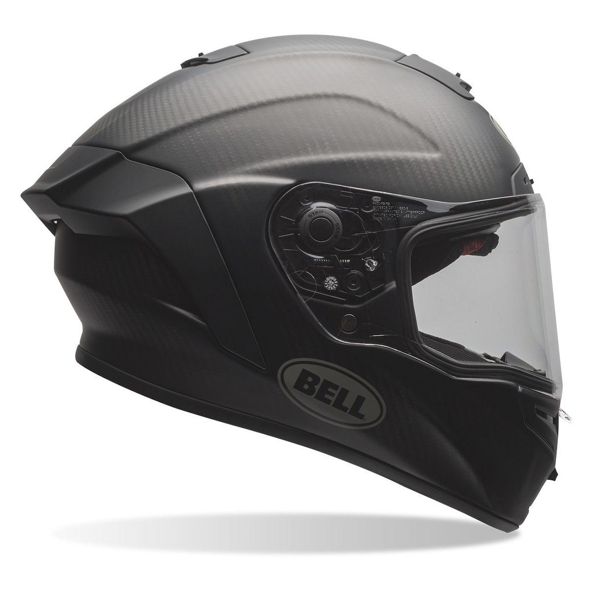 Bell Motorcycle Helmet >> Bell Race Star Motorcycle Helmet Revzilla