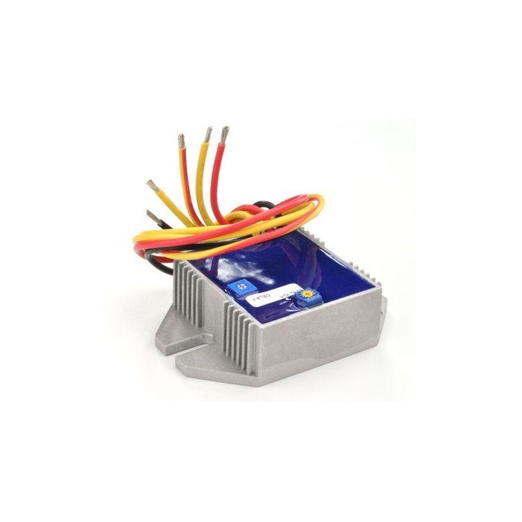 Trail Tech Universal 150W DC Regulator / Rectifier on copper regulator wiring diagram, generator regulator wiring diagram, voltage regulator wiring diagram,