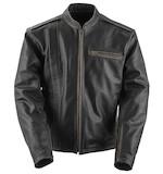 Black Brand Compression Jacket