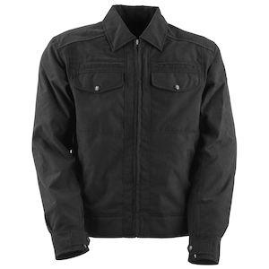 Black Brand Street Team Jacket