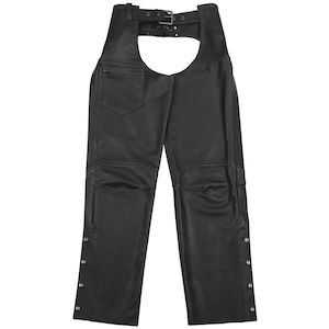 Black Brand Hotness Women's Chaps