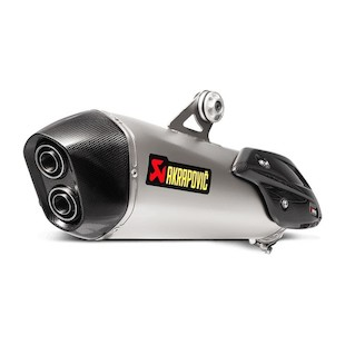 Akrapovic Scooter Exhausts