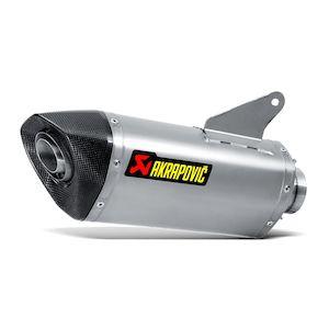 Akrapovic Slip-On Exhaust Ducati Hypermotard 939 / Hyperstrada 939 2016-2018