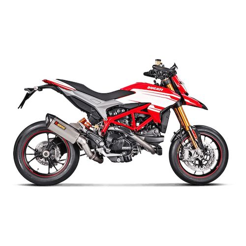 akrapovic slip on exhaust ducati hypermotard 939. Black Bedroom Furniture Sets. Home Design Ideas