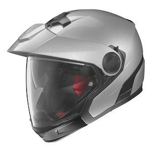 Nolan N40 Full Helmet With MCS II Headset - Solid