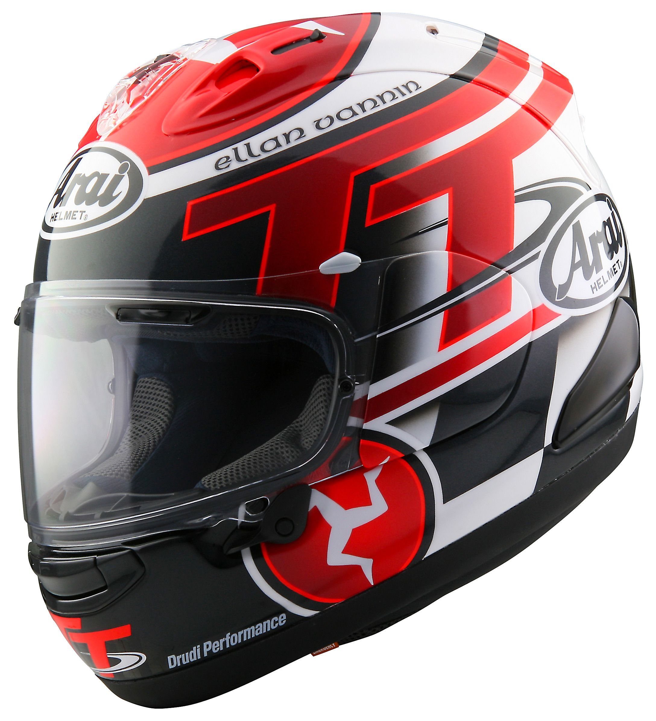 arai corsair x iom tt 2016 le helmet revzilla. Black Bedroom Furniture Sets. Home Design Ideas