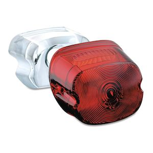 Kuryakyn Laydown Taillight Lens For Harley 2004-2018