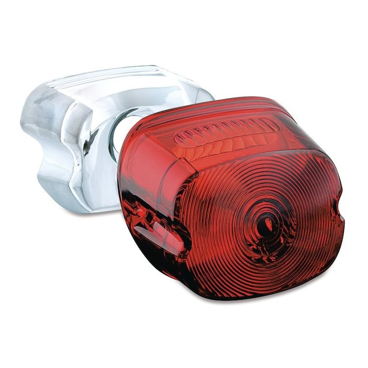 Kuryakyn Laydown Taillight Lens For Harley 2004-2018