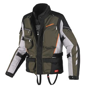 Spidi Voyager-3 H2Out Jacket