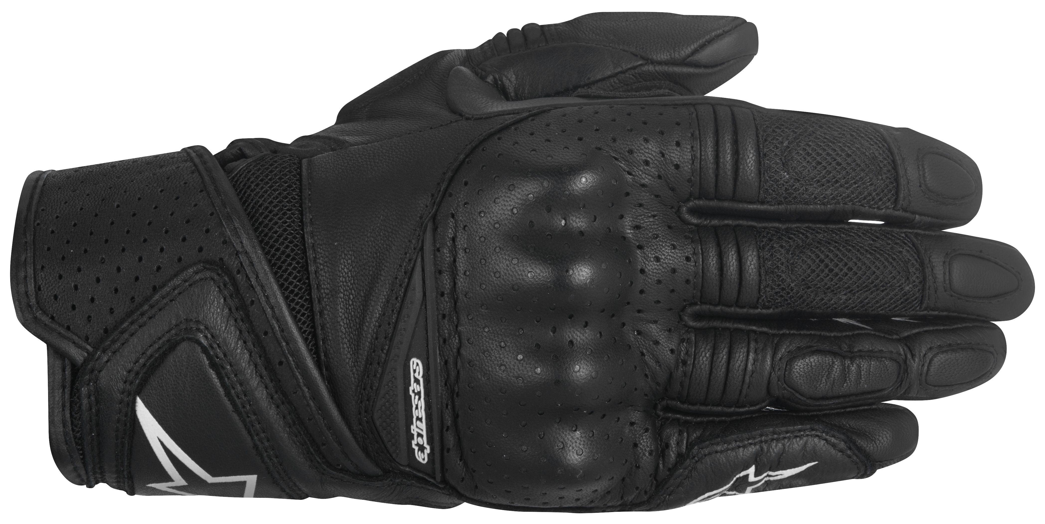 Xs black leather gloves - Xs Black Leather Gloves 27