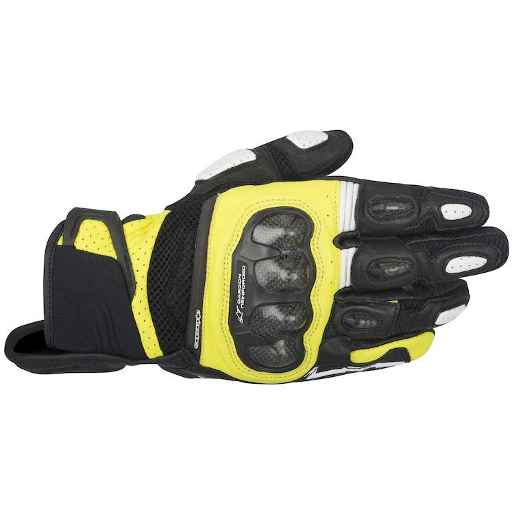 Black/Fluo Yellow