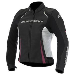 Alpinestars Stella Devon Airflow Leather Jacket (38 & 46)