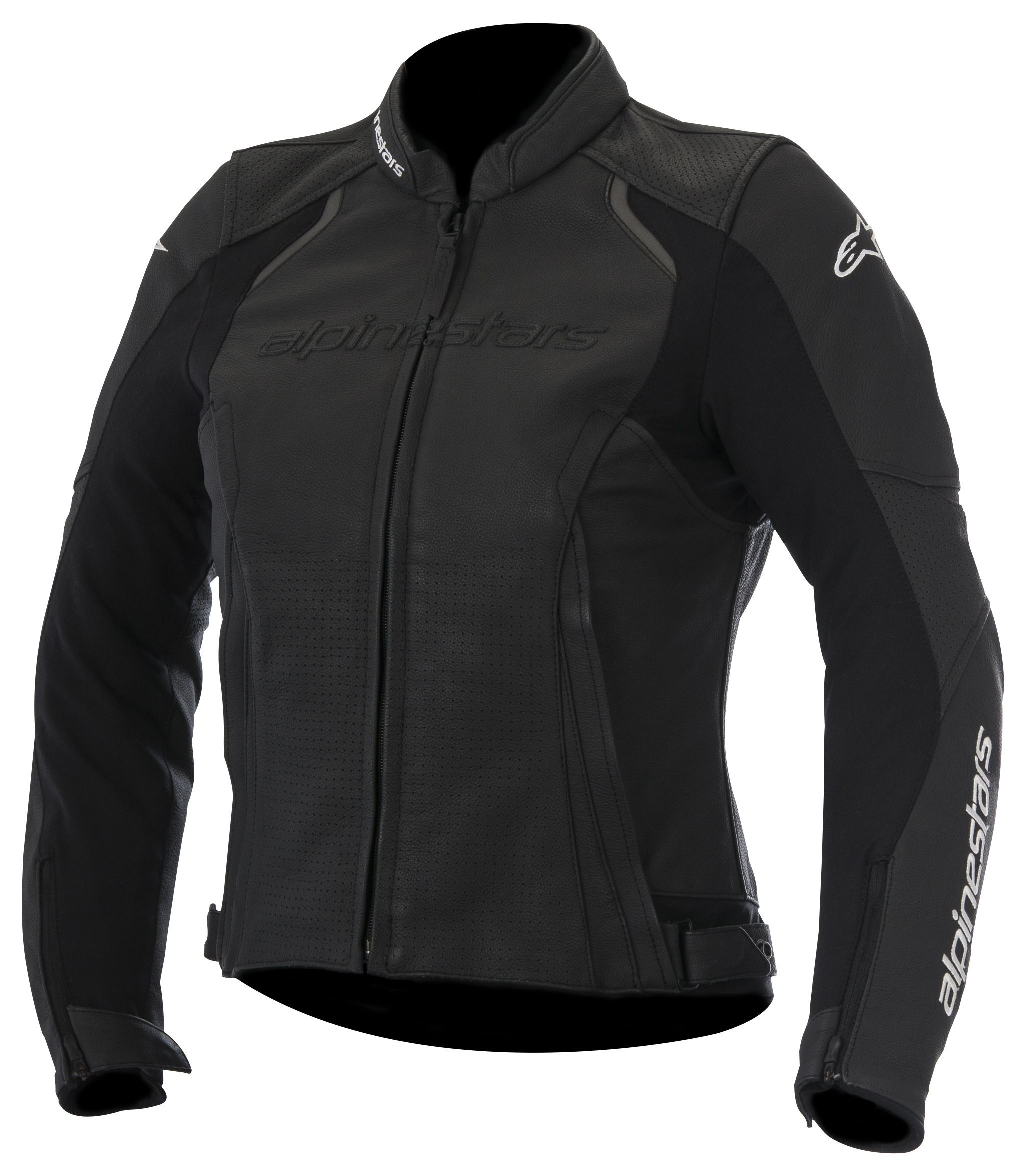 Alpine Motorcycle Gear >> Alpinestars Stella Devon Airflow Leather Jacket - RevZilla