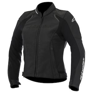Alpinestars Stella Devon Airflow Leather Jacket
