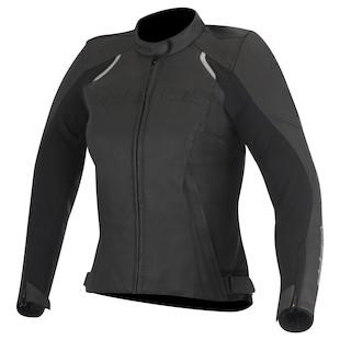 Alpinestars Stella Devon Leather Jacket