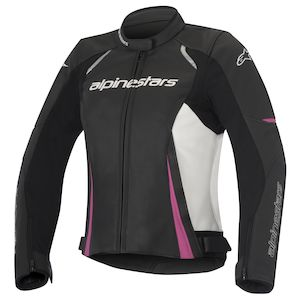 Alpinestars Stella Devon Leather Jacket