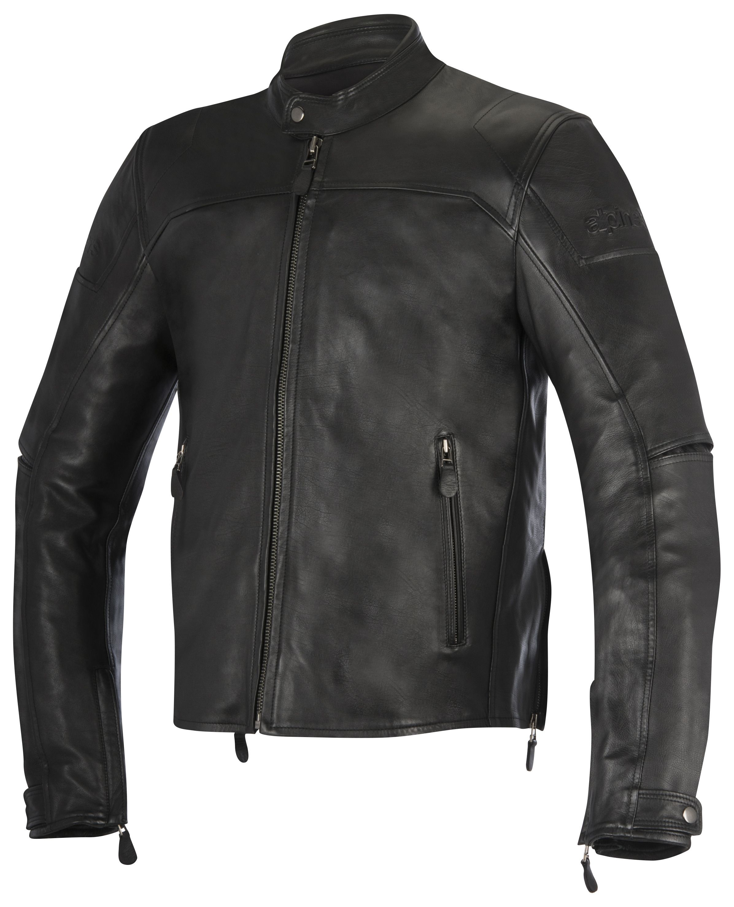 Alpine Motorcycle Gear >> Alpinestars Brera Leather Jacket - RevZilla