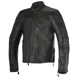 Alpinestars Brera Leather Motorcycle Jacket