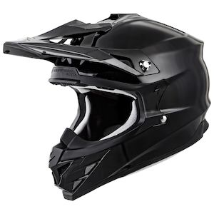 Scorpion VX-35 Helmet - Solid Black / SM [Blemished - Very Good]