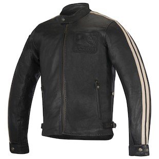 Alpinestars Charlie Leather Motorcycle Jacket