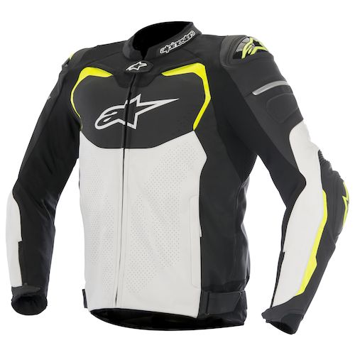 alpinestars gp pro airflow leather jacket revzilla. Black Bedroom Furniture Sets. Home Design Ideas