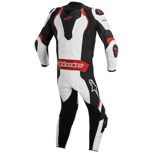 Alpinestars GP Pro Leather Tech-Air Motorcycle Race Suit (Back)