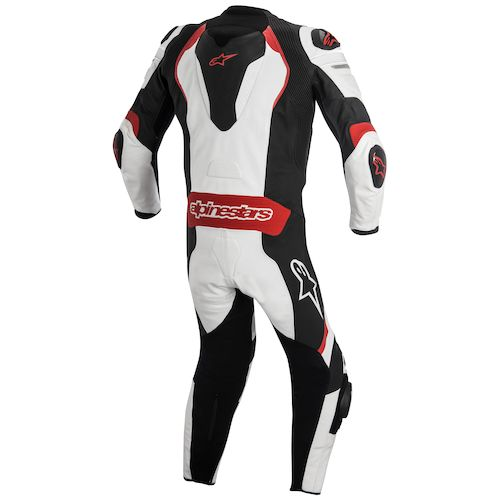 alpinestars gp pro leather suit for tech air race revzilla. Black Bedroom Furniture Sets. Home Design Ideas