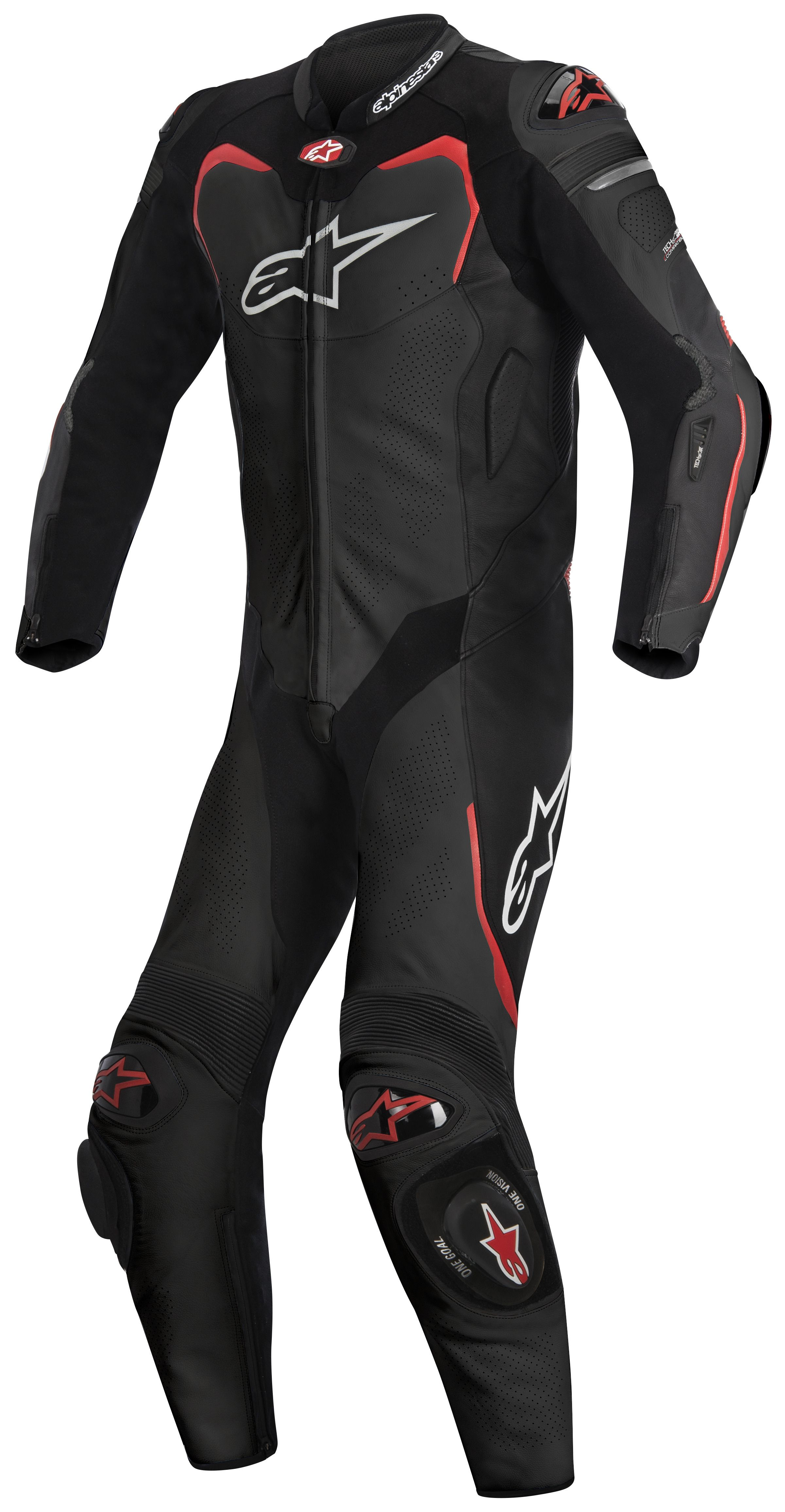 alpinestars gp pro leather race suit for tech air race revzilla. Black Bedroom Furniture Sets. Home Design Ideas