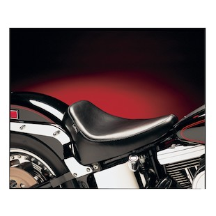 Le Pera Silhouette Deluxe Solo Seat For Harley Softail Breakout 2013-2017