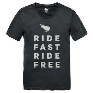 Saint Ride Fast Ride Free T-Shirt