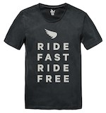 Saint Ride Fast Ride Free T-Shirt