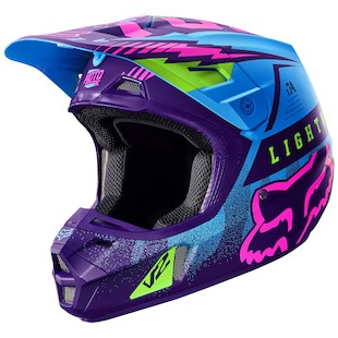 Fox Racing V2 Vicious SE Helmet